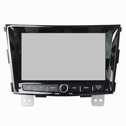 dvd gps ssangyong 2019 - Car DVD player for SsangYong Tivolan 8inch 2GB RAM Andriod 6.0 with GPS,Steering Wheel Control,Bluetooth