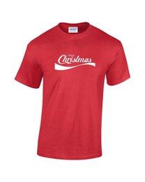 Desfrute de Natal Mens Engraçado T-Shirt de Impressão de Presente de Natal T-shirt Hip Hop Tee T Camisa NOVA CHEGADA tees causal verão camiseta frete grátis venda por atacado
