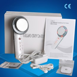 Wholesale Ultrasonic in Ultrasound Cavitation Care Face Body Slimming machine EMS Body Slimming Massager Weight Loss Lipo CE