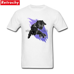 $enCountryForm.capitalKeyWord Canada - 2017 Cheap Price Men Silly Black Panther Tshirt Short Sleeved Custom Made Tees Shirts Men Large and Tall Size