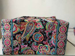 $enCountryForm.capitalKeyWord NZ - Flower Travel Cotton Duffel Bag Capacity travel bags shoulder duffel bags luggage keepall