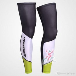Scott Bikes Canada - Merida scott Unisex New Racing Team Cycling leg warmer Bike Bicycle Accessories Protection Gear Breathable Quick dry G0301