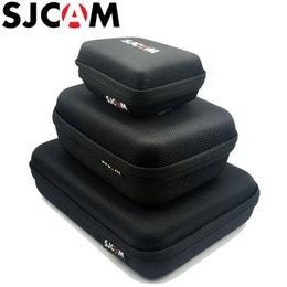 Action Camera Original Sjcam UK - Original SJCAM Storage Collection Bag For SJCAM SJ4000 SJ5000 SJ5000X Elite SJ6 Legend SJ7 Star Action Camera Accessories