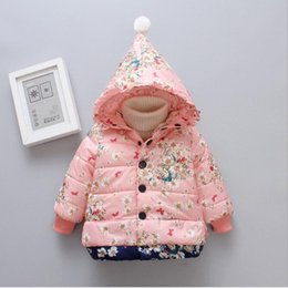 $enCountryForm.capitalKeyWord NZ - Factory direct 2018 winter new girls cotton padded baby children's cotton clothing children's cotton jacket wholesale and retail