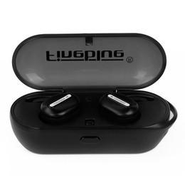 Fineblue Stereo Australia - Fineblue TWS R9 Bluetooth Earphone Wireless Earbuds 3D Stereo hifi headset sport running With charge box Microphone