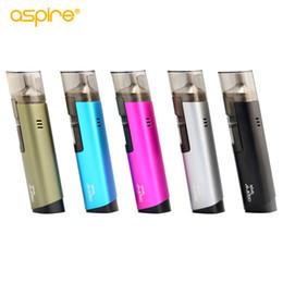 $enCountryForm.capitalKeyWord NZ - 100% Original Aspire Spryte Vape Kit Built-in 650mAh Battery 3.5ml 2.0ml Pod Capacity Vaporizador E cigarettes