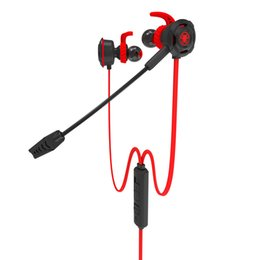 China Plextone In-ear Earphone Gaming Headset Stereo with Mic PC Gamer Headset for PS4 New Xbox One suppliers