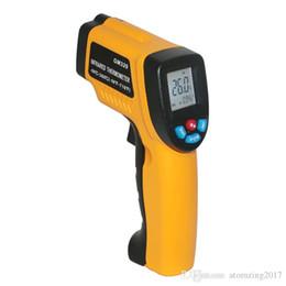$enCountryForm.capitalKeyWord Australia - LCD Display Digital Infrared Thermometer Professional Non-contact Temperature Tester IR Temperature Laser Gun GM320 -50~380°C (-58~626°F)