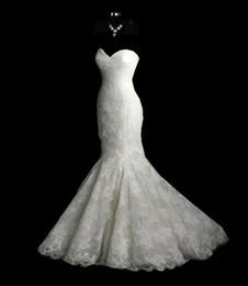 Düğün Olaylar Seksi yeni geri fermuar düğmeleri, beyaz çıkartmaları dantel fishtail çanta kalça kuyruk, düğün, XL özelleştirilebilir, ucuz posta indirimde