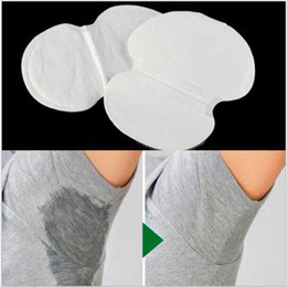 Wholesale Disposable Absorbing Underarm Sweat Guard Pads Deodorant Armpit Sheet Dress Clothing Shield Sweat Perspiration Pads Anti Perspirant Sticker