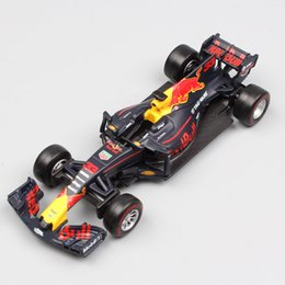 diecast model race cars 2019 - Brand new 1:43 Scale 2017 metal diecast F1 formula 1 Red Bull Racing TAG Henuer RB13 No.33 Max Verstappen cars styling m