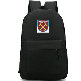e10f454abfed Soccer West Ham UK - West Ham backpack United day pack The Hammers school  bag Football