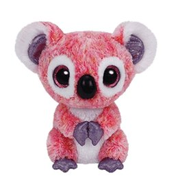 Grey Regular Ty Kookoo Koala Plush