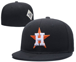 2018 New Fashion bone Astros H letter Gorras de béisbol de calidad superior  Hip-hop Hat For Men Women Equipada Sombreros e9dd7b52975