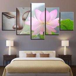Shop Lotus Flower Oil Art Uk Lotus Flower Oil Art Free Delivery To