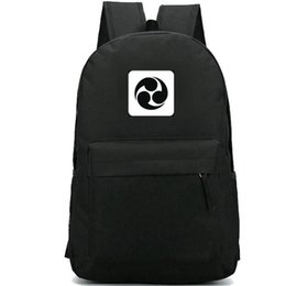 mark bags UK - Mark backpack Ancient photo daypack Ba logo schoolbag Cool badge rucksack Sport school bag Outdoor day pack