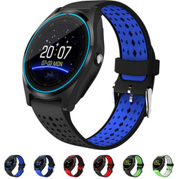 Remote For Clock Camera Australia - smartwatch Bluetooth Smart Watch with Camera Smartwatch Pedometer Health Sport Clock Hours Men Women Smartwatch For Android IOS