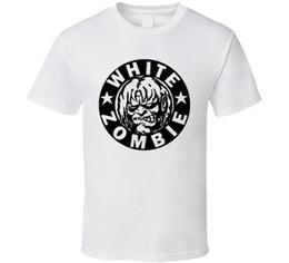 $enCountryForm.capitalKeyWord Canada - 2018 New Fashion Brand Clothing Design Tee Shirt White Zombie T Shirt Short Sleeve Printed O-Neck Tee For Men
