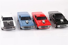 dodge toys 2019 - Mini Auto 1:32 The Fast and The Furious Dodge Charger Alloy Car Model Kids Toys for Children Metal Classical Cars discou