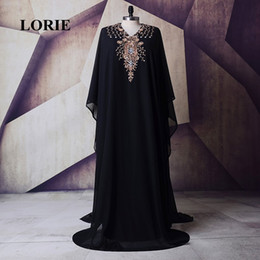 Lorie Moroccan Kaftan Aarabic Evening Gowns Dresses Dubai Velvet Prom Dress With Gold Lace Green Ral Photo Muslim Abaya Gown Modern Design Weddings & Events
