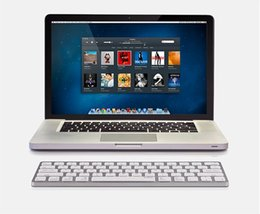 Imac Macbook NZ - MAORONG TRADING Ultra-thin Bluetooth wireless and wired keyboard for iMac 21.5 27 inch magic keyboard for Macbook Pro
