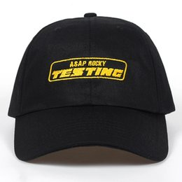 spring manning Canada - Spring Summer Letter Embroidery Baseball Cap Women Hip Hop Hat Adjustable Black Men Fashion Ball Hats