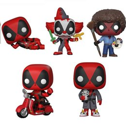 cheap gift boxes wholesale NZ - Cheap price New arrival xmas gift Funko five style Shaking his head Vinyl Action Figure With Box Gift Toy Good Quality