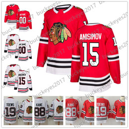 e7b286de6 Chicago Blackhawks 2018 New Brand  13 Tomas Jurco 15 Artem Anisimov 17  Lance Bouma 30 Jeff Glass Stitched Red White Hockey Jerseys S-60