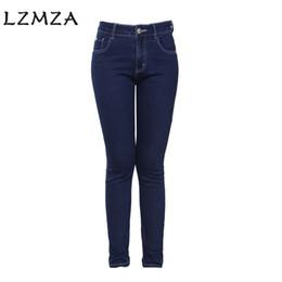 Discount Women 2018 Size Jeans Trousers xqn0waCAq