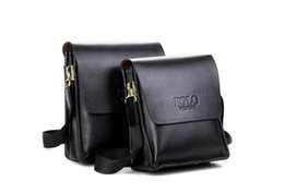 polo bags NZ - High Quality Men Messenger Bags Voguish Design Men Shoulder Bag Casual Business Leather Vintage Fashion Polo Crossbody Bag