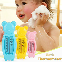Wholesale New baby cartoon indoor shower thermometer