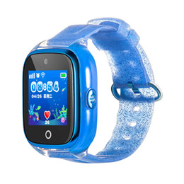 Discount gsm smart watch - DF34 Kids GPS Smart Watch with GPS GSM Triple Positioning GPRS Real-time Monitoring Dual-way Call SOS Kids Smart Watch