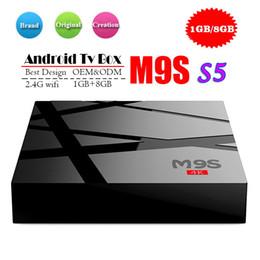 Tv box v3 online shopping - 2019 Factory RK3229 MXQ PRO K M9S K3 V3 V5 X9 Android smart Boxes Ultimate HD Android Smart TV Box Quad Core g g GHz Hardware IPTV