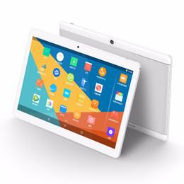 Dual Sim Tablets 4gb Ram Australia - 10 inch 3G WCDMA Tablets Octa Core Android 7.0 RAM 4GB ROM 64GB Dual SIM Cards 1280*800 10.1 inch Tablet PCs+Gifs