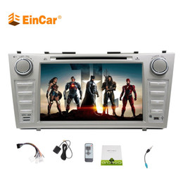 Camry touCh sCreen player online shopping - Eincar Car Audio Stereo Radio quot Android Nougat In Dash Car dvd GPS Navigation offline map Octa Core WiFi Bluetooth HeadUnit