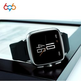 $enCountryForm.capitalKeyWord Australia - 696 2018 Z01 smart watch Android metel 3G smartwatch HD camera heart rate monitor Pedometer WIFI GPS reloj inteligente clock