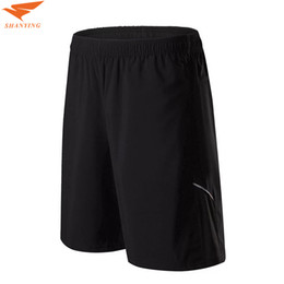 mesh running shorts men NZ - 2017 New Summer Men Ultra Light Sport Shorts Men's Running Shorts With Zip Pocket Mesh Gym Training Fitness
