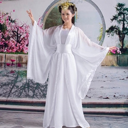 Discount cheongsam uniform - 2018 summer women hanfu dance costume uniform cheongsam cotton tang suit dress female chinese traditional dresses clothe
