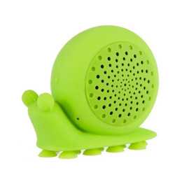 $enCountryForm.capitalKeyWord UK - Creative Bluetooth Speaker New Children Cartoon Octopus Turtle Sucker Gift Bluetooth Audio Snail Speaker Holiday Christmas Gifts