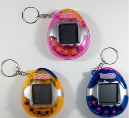 Chinese  Tamagochi Digital Electronic Pets Game Machine Tamagochi Retro Toy Game Handheld Mini Funny Kids Virtual Pet Machine Toys with Retail box manufacturers