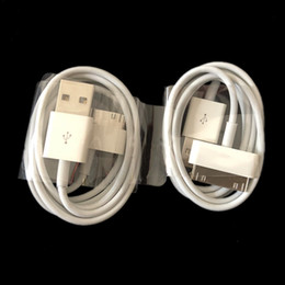 Iphone charger usb cable 4s online shopping - 1m ft Best Quality USB Date Sync Charger Cable pin usb cable for iphone s G ipad