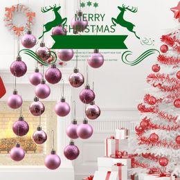 $enCountryForm.capitalKeyWord NZ - 24pcs Pack 3cm Round Christmas Balls Decorations Party Wedding Ornament Christmas Tree Balls Party Decorations Supplies