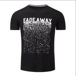 $enCountryForm.capitalKeyWord NZ - 2018 Summer Dot Printing T Shirts For Men Tops 100% Cotton T Shirt Mens Clothing Short Sleeve O Neck Tops Pullovers
