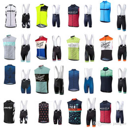 Discount vest team cycling - Morvelo team Cycling Sleeveless jersey Vest (bib)shorts sets Summer Vest Outdoor Bike Sports Cycling Clothing Maillot D1