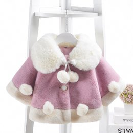 $enCountryForm.capitalKeyWord Australia - BibiCola baby girls coats winter warm thick cotton jackets for infant children outerwear toddle kid cardigan sweatshirt snowwear