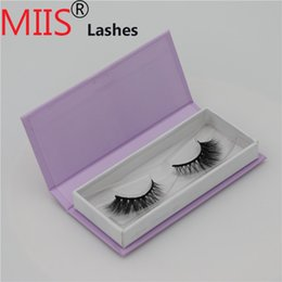 Fur Craft UK - factory price eyelash extension custom eyelash box 100% 3d real mink fur lashes