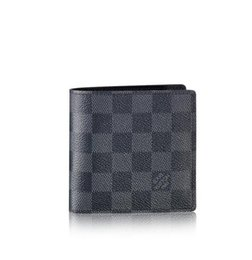 China MARCO WALLET N62664 Men Belt Bags EXOTIC LEATHER BAGS ICONIC BAGS CLUTCHES Portfolio WALLETS PURSE cheap men polka dot bow tie suppliers