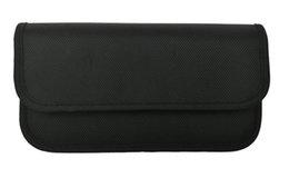 Faraday Çanta, RFID Sinyal Engelleme Çantası Kılıfı Anti-Radyasyon Cüzdan Kılıf Cep Telefonu için Gizlilik Koruma ve Araba Anahtarı FOB