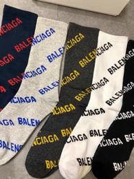 $enCountryForm.capitalKeyWord NZ - Men Women Designer Brand Socks Breathable Cotton fashion Socks High Quality Stockings Gift Free Ship 003