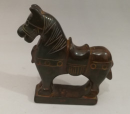 $enCountryForm.capitalKeyWord Australia - Exquisite workmanship Chinese old jade Hand Carved Horse Statue